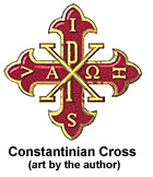 The Constantinian Cross.